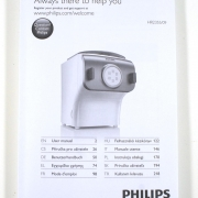 Philips Pasta maker HR2355-09 Avance Collection_23